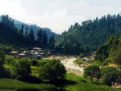 Anglers Lodge (Barot)