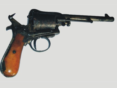American Civil War (.45 Revolver)