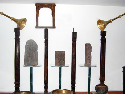 Items Saved From The Kangra Fort After 1905