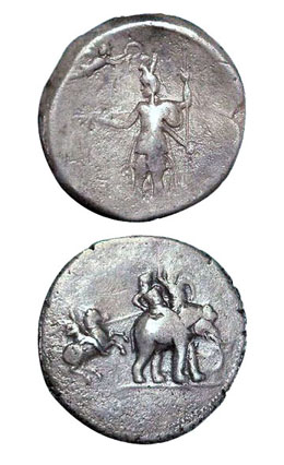 Coins of Alexander